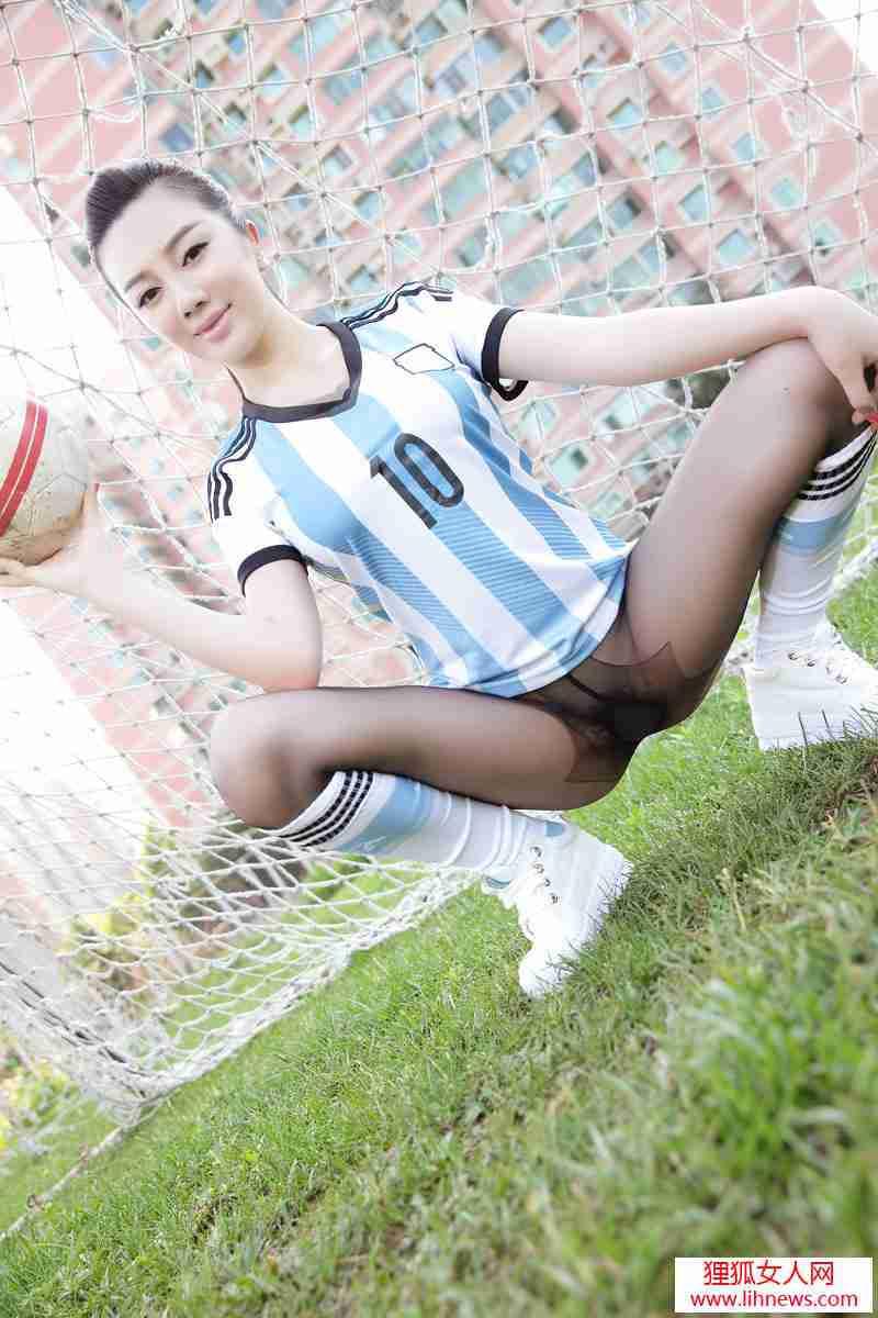 足球宝贝黑丝长腿`