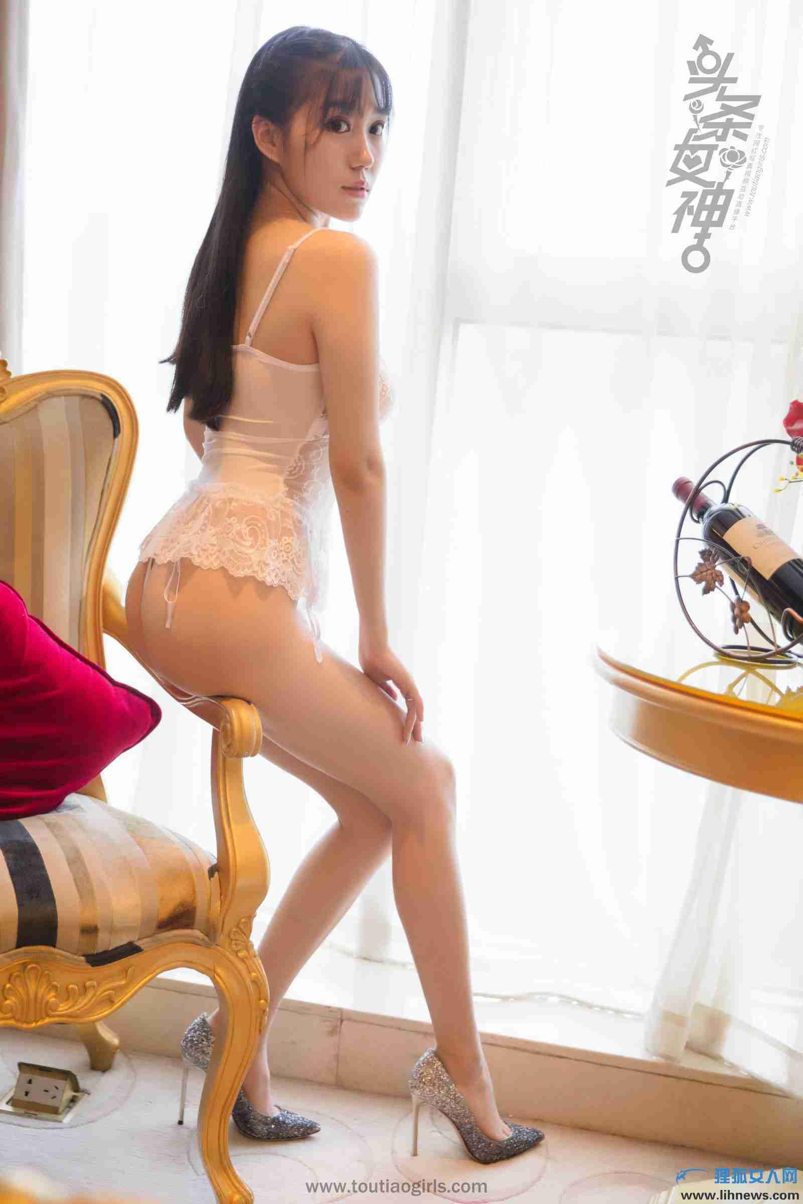 陈亦菲 - 究极美腿杀 写真套图