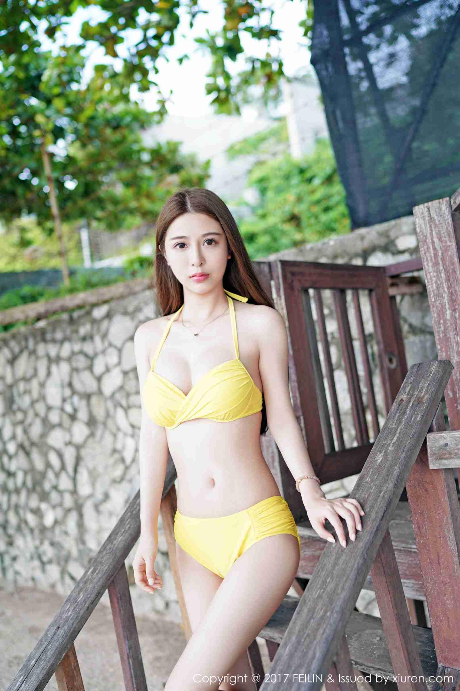 张静燕 - 模特@luna张静燕第三套写真