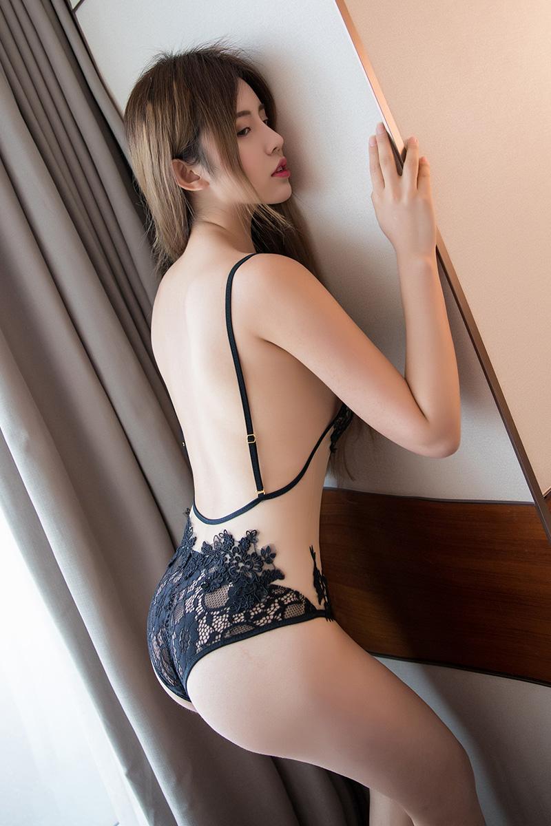 卓娅祺内衣写真秀人漂亮穿什么都性感
