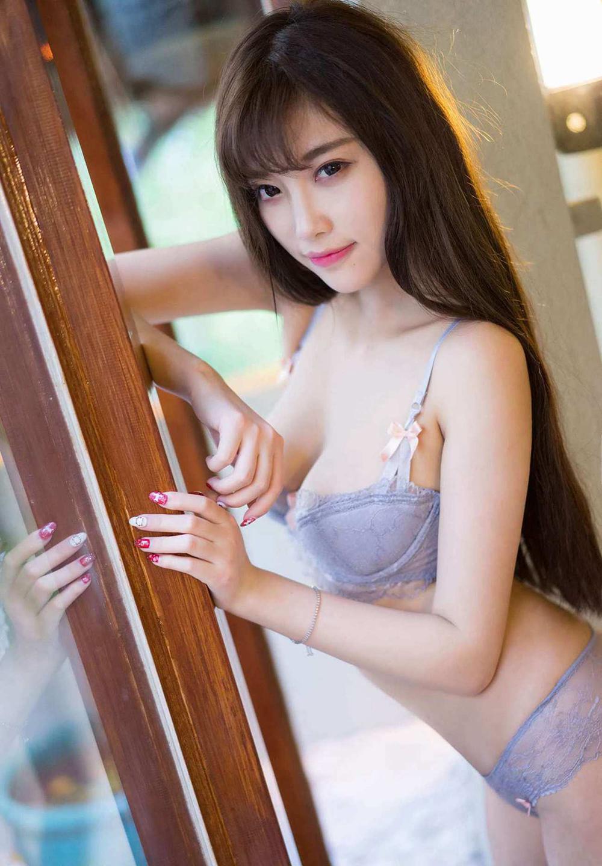 嫩模杨晨晨私房写真