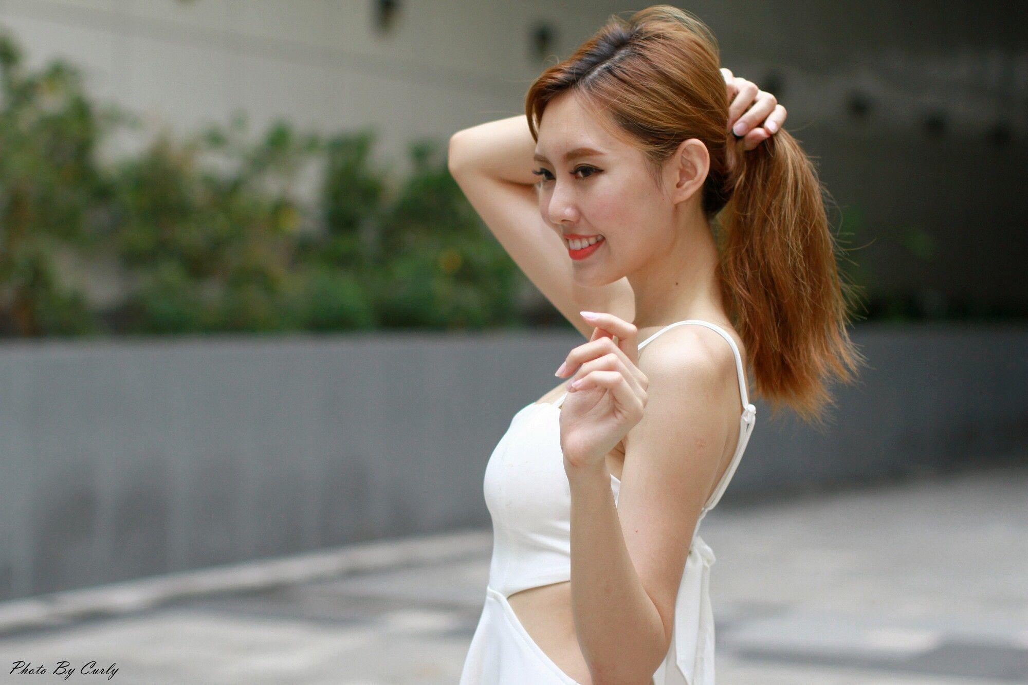 郭珉妏Queenie - 技擊館街拍 写真图片