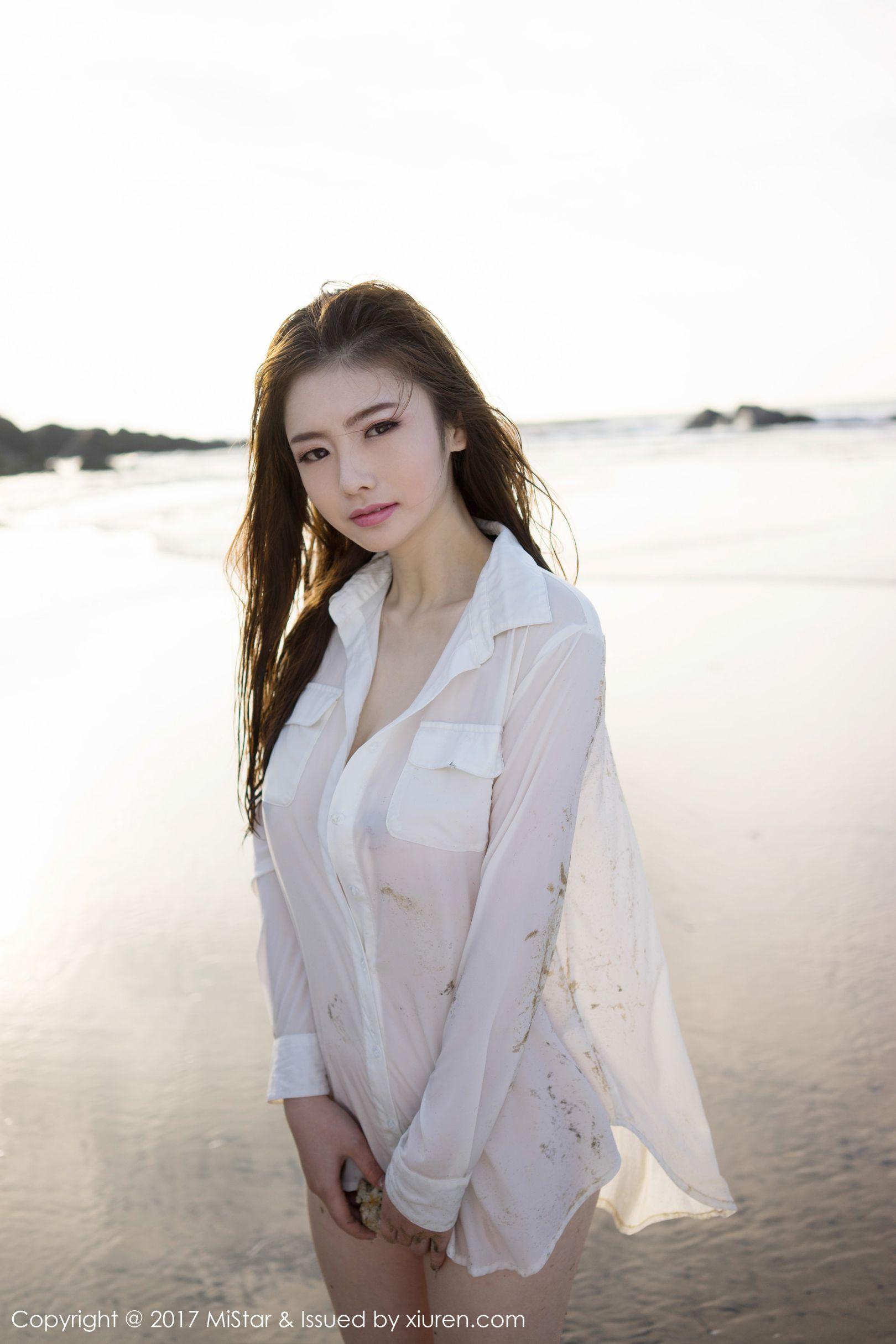 Jenny佳妮 - 写真书同期套图第二套写真