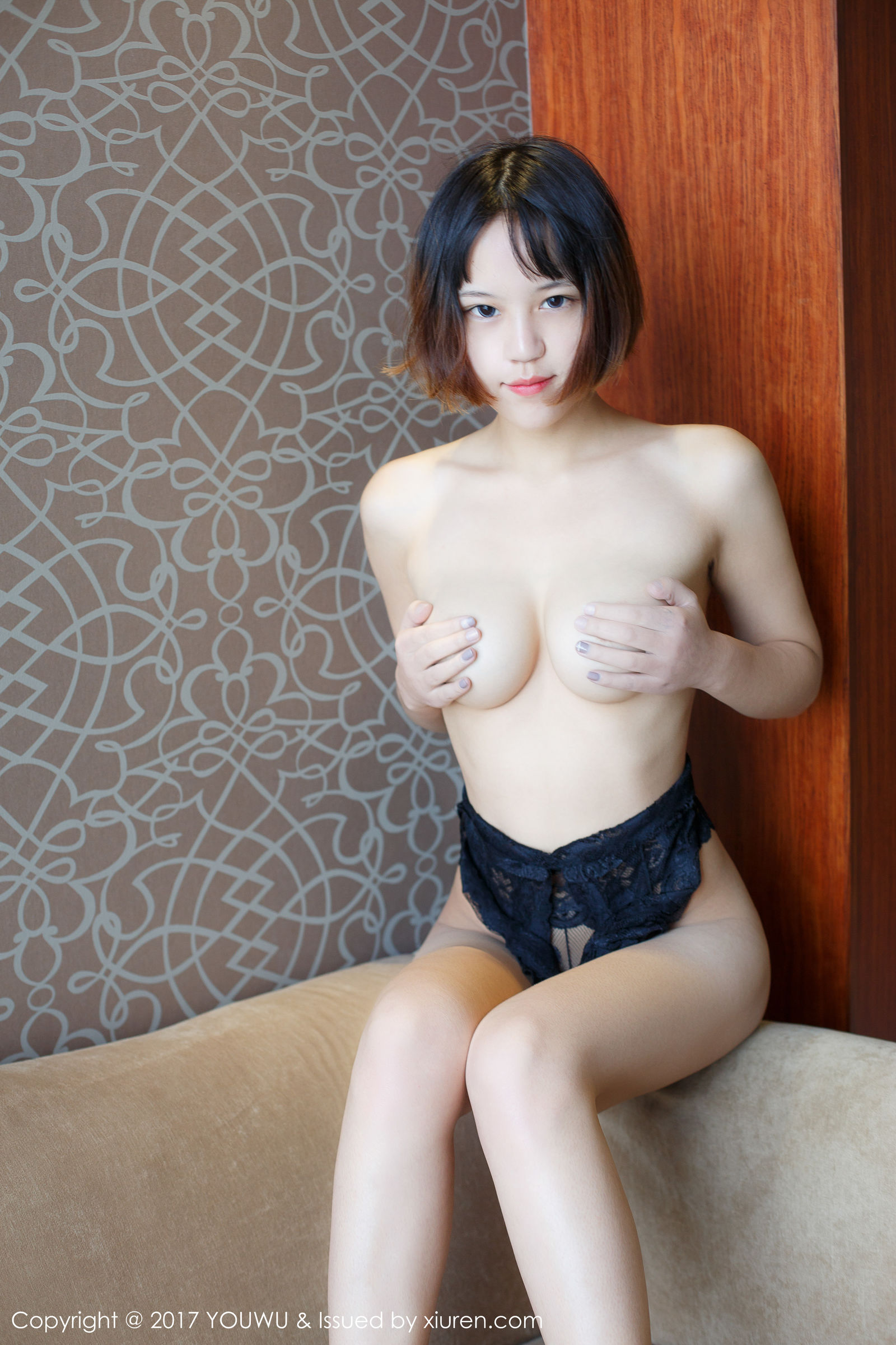 新人模特@SISI王小西儿首套写真