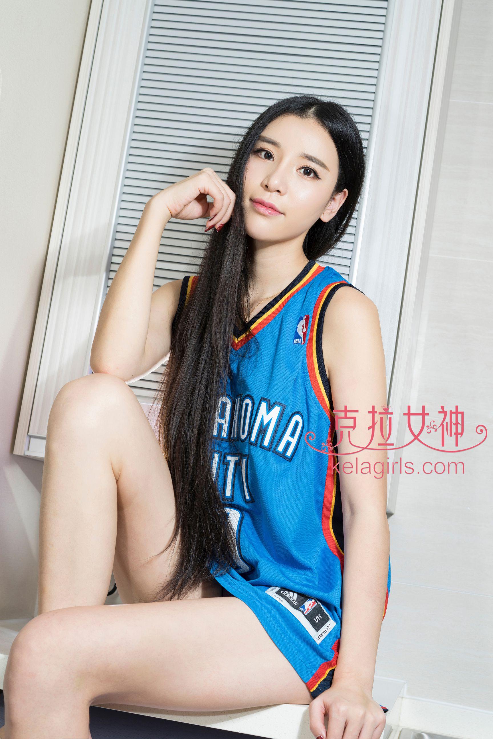 悦宁 - 威少球迷庆新高 写真图片