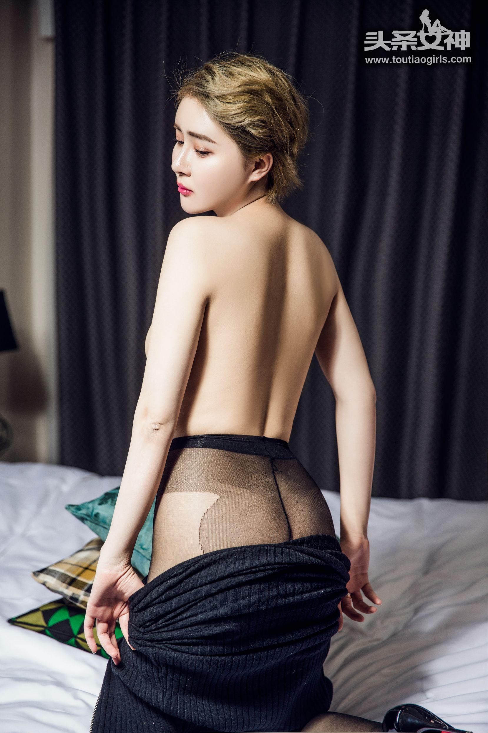 凯竹 - 风情黑丝