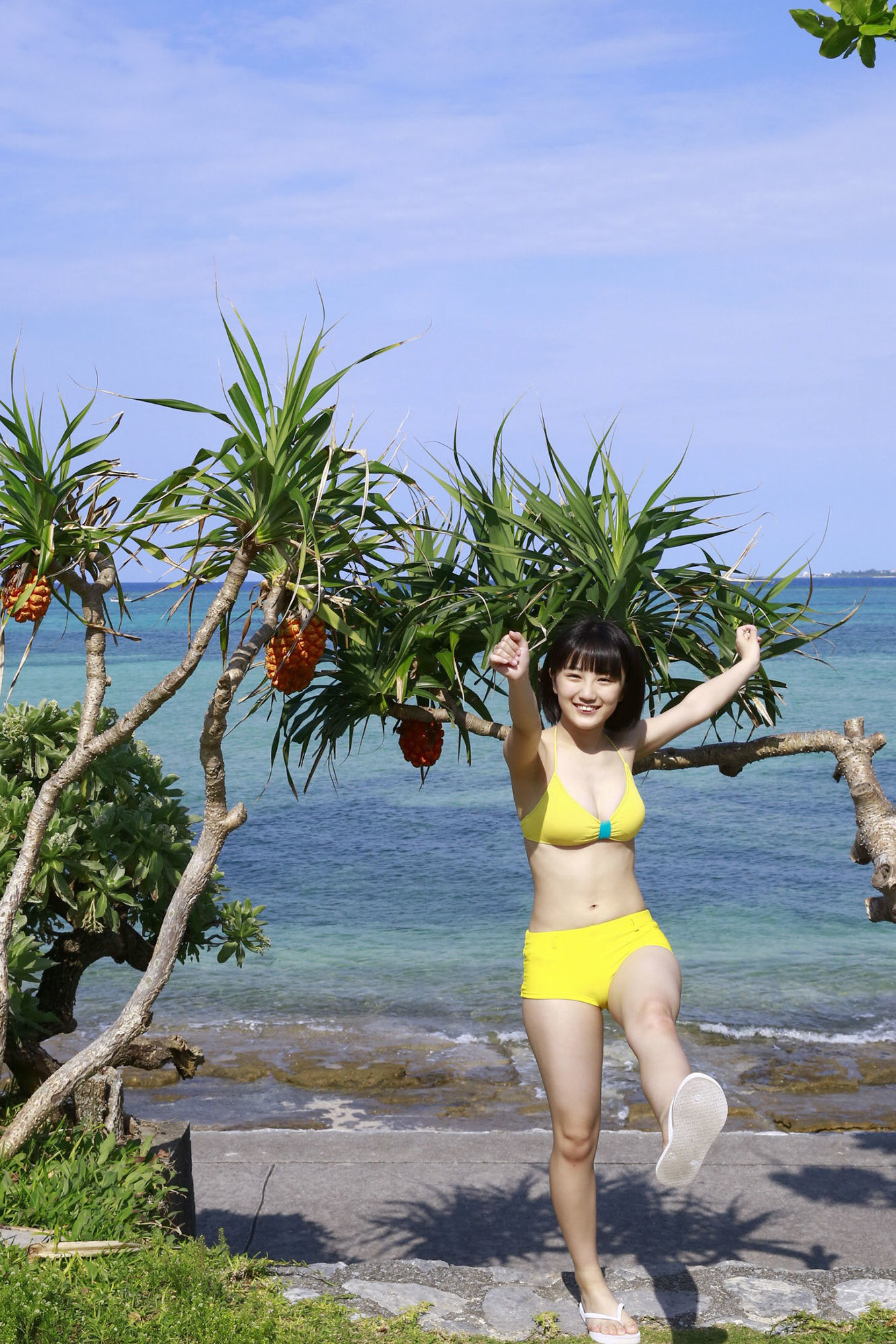 Musubu Funaki 船木結 写真套图