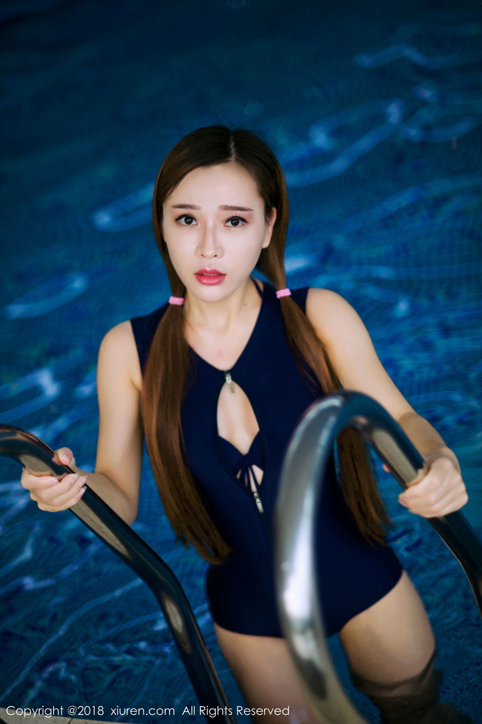 艾小青 - 火辣直播网红性感私模