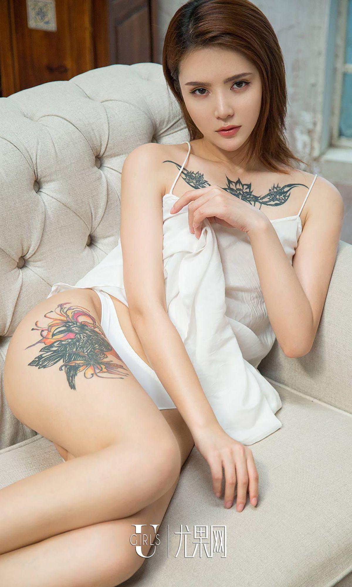 尤娜娜 - 娜么性感 写真图片