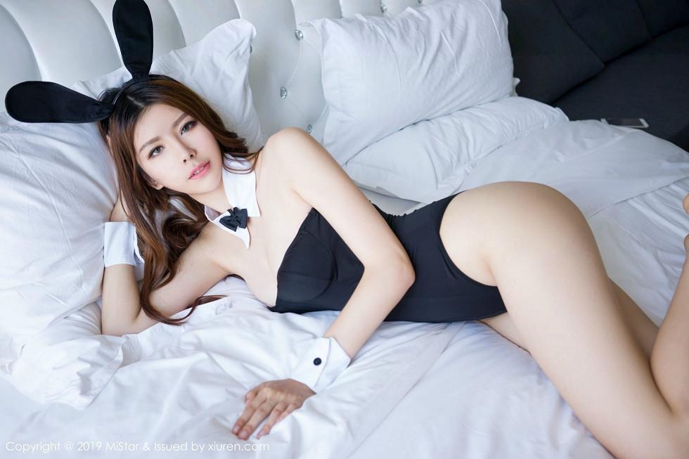嫩模赵梦洁私房兔女郎大尺度全裸露火辣身材极致诱惑写真