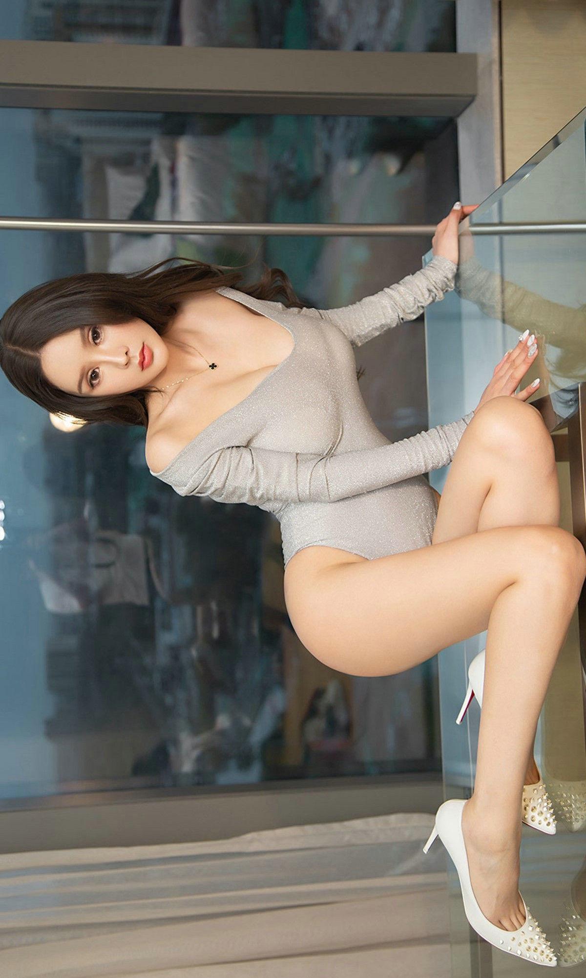 白一萱&夏瑶瑶 - 双人情话 写真套图