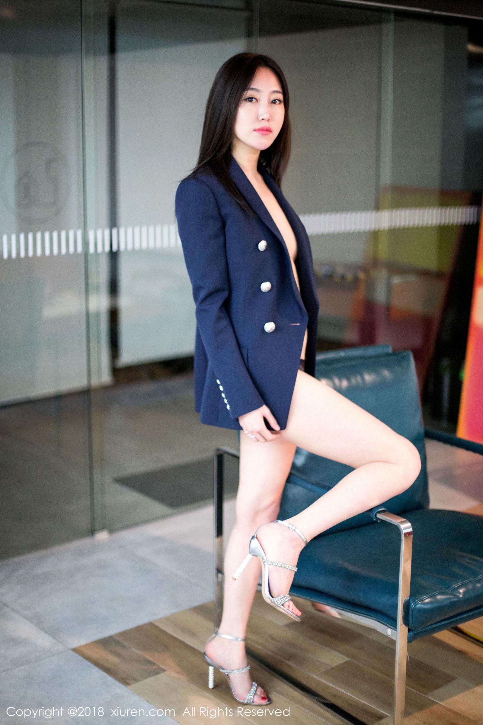 新人模特@艺文Eva第二套写真