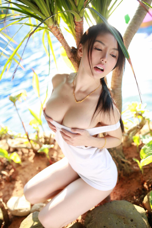 潘娇娇-海南海口摄影套图