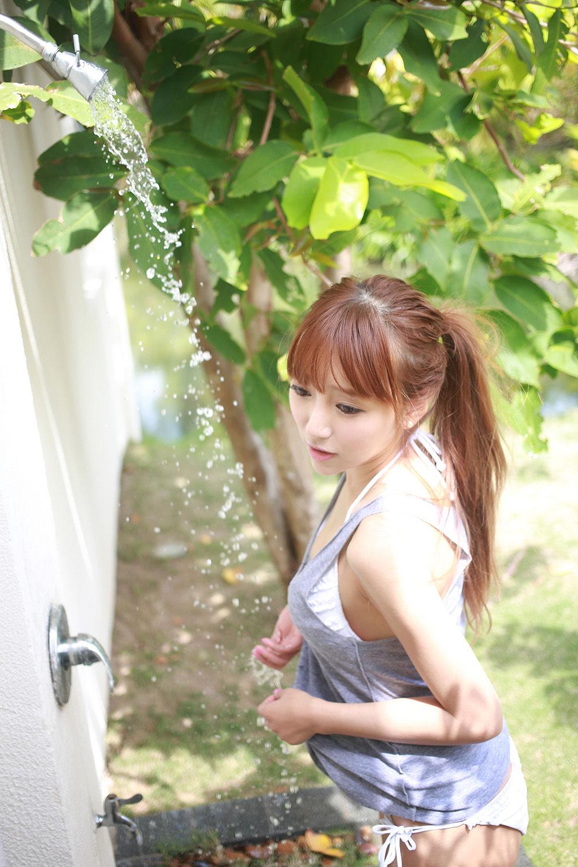王馨瑶yanni-海南三亚拍摄@特典第三周
