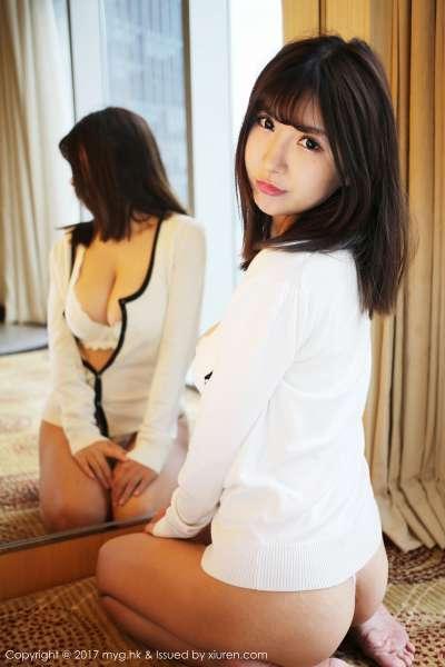 晓茜sunny - 白色内衣与性感比基尼系列2
