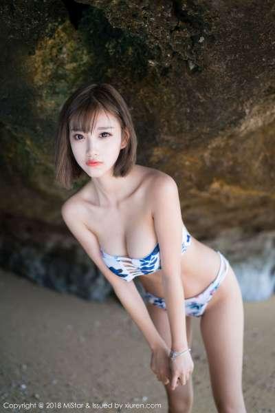 女神@杨晨晨sugar甲米旅拍写真