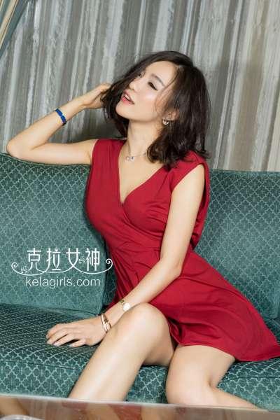 乔馨儿~《炙热的红心A》写真图片
