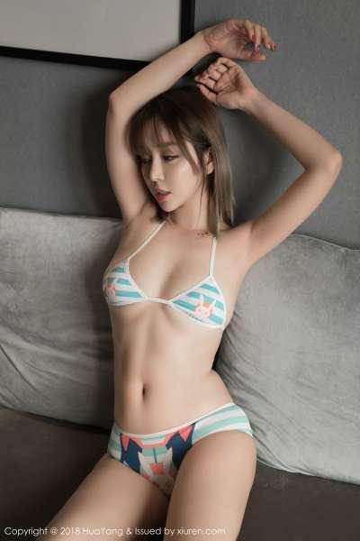 王雨纯 - 美臀翘臀性感比基尼主题写真