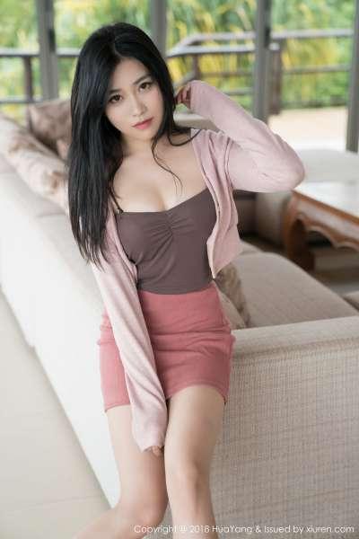 许诺Sabrina - 巨乳大胸泰国旅拍第一套写真